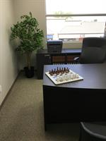 Inside our Steinbach office.