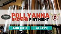Pollyanna Brewing Pint Night