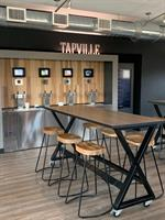 Tapville - self service wine and beer lounge