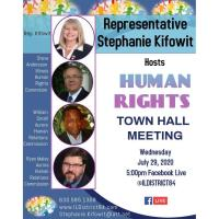 Representative Kifowit to Host Human Rights Town Hall Meeting