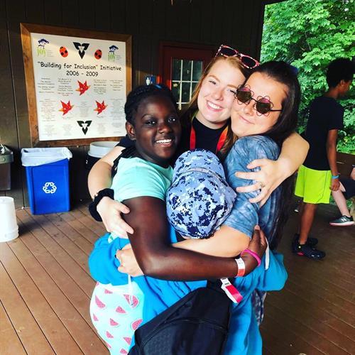 Camp - Group Hug