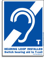 Audio Frequency Indiction Loops (Hearing Loops)