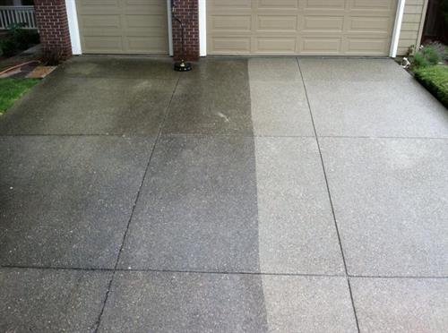 Concrete Cleaning and Sealing Maineville Ohio