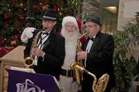 Live Christmas music in Ottawa is better with Sax Appeal