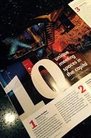 Voted Ottawa's Most Unique Meeting Space *Ottawa Business Journal