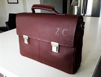 Custom Manhattan Briefcase