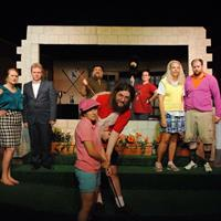 Fox on the Fairway cast