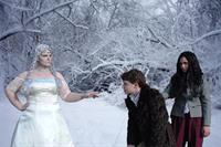 Coriann Westvold, Zander Reed and Carlee Carpenter in Narnia: The Musical
