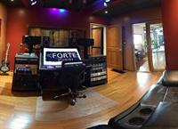 Recording, Mixing and Mastering Control Room