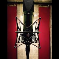 Neumann U87AI in isolation room.
