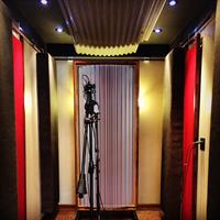 Isolation recording booth #3