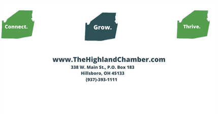 The Highland County Chamber