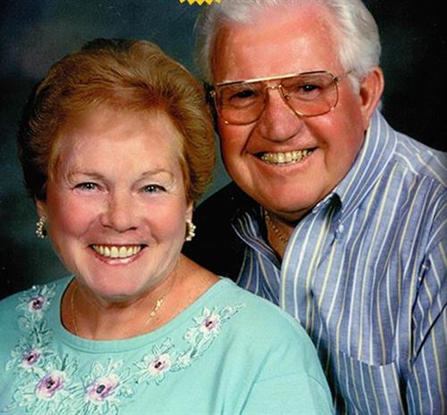 Mr. & Mrs. Brown who founded the company in 1974