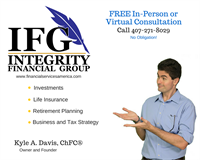 Financial Consultant - Free Consultation!