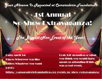 Camaraderie Foundation hosts  ''No Show Extravaganza''