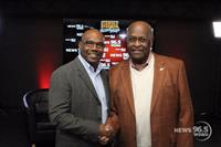 Pro-Tech Lunch at 96.5 WDBO George with Herman Cain