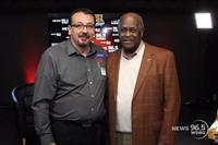 Pro-Tech Lunch at 96.5 WDBO Hector Robello with Herman Cain