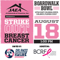 11th Annual Strike Out Breast Cancer presented by JA Edwards of America