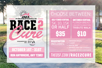 JAEA Virtual Race 2 Cure Presented by FFVA Mutual