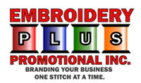 Embroidery Plus Promotional, Inc.