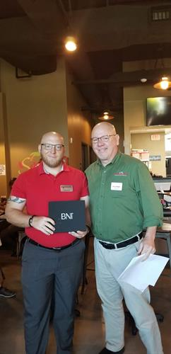 Tony & Andy at BNI