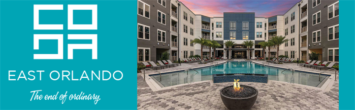 RK CODA Apartments - Orlando