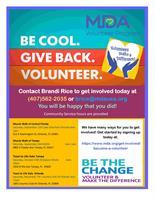 MDA Looking for Volunteers, Committee members and Partners
