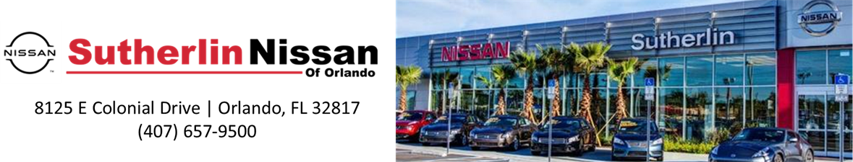 Sutherlin Nissan of Orlando