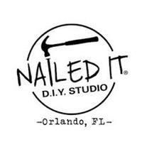 Nailed It DIY Studio Orlando - Orlando
