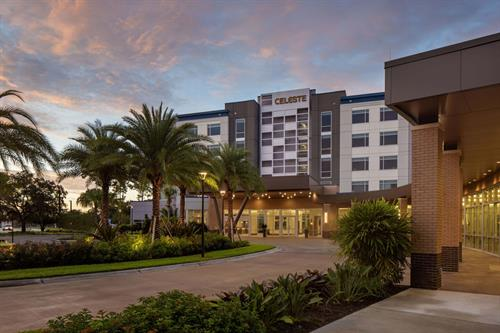 Welcome to The Celeste Hotel Orlando