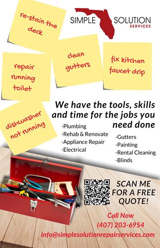 Handyman Checklist