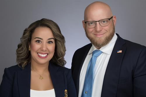 Owners Amy Zaki-Busby and Tony Busby