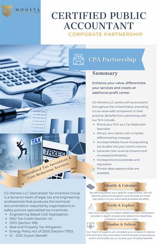 CPA Corporate Partnership Program