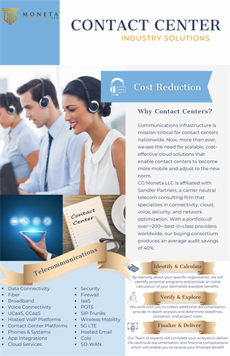 Contact Center Industry Solutions