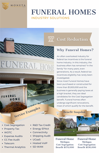 Funeral Industry Solutions