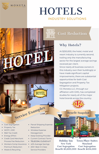 Hotel Industry Solutions