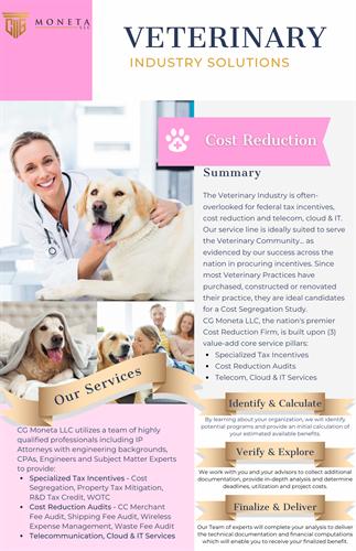 Veterinary Industry Solutions