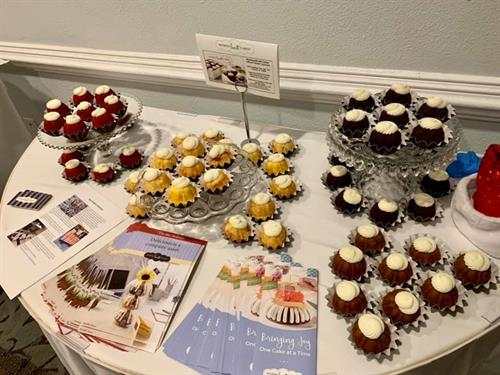Nothing Bundt at Local Charities