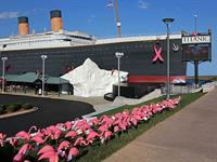 Titanic Museum goes PINK for Cancer Awareness!