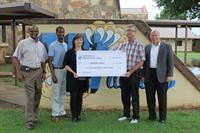Arkansas Oklahoma Gas Corp. Provides $10K Donation to Moffett School