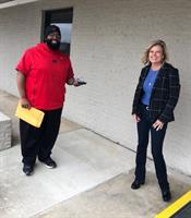 Arkansas Oklahoma Gas Donates WiFi Hotpots to Area Students