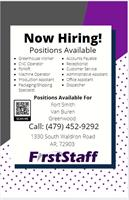 FirstStaff Inc.