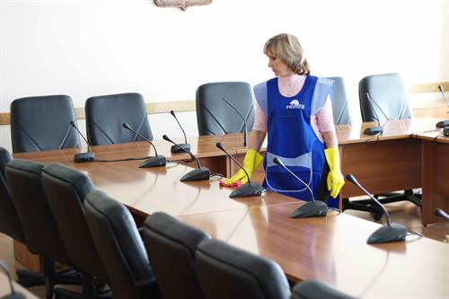 Conference & Training Room Cleaning Services