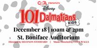 Disney's 101 Dalmatians Kids (grades K-2)