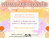 CSA: Visual Art Class(grades 4-6)