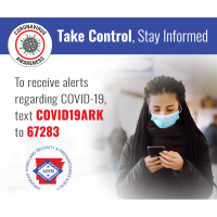 GOVERNOR HUTCHINSON ANNOUNCES NEW TEXT ALERT SYSTEM TO PROVIDE TIMELY COVID-19 UPDATES