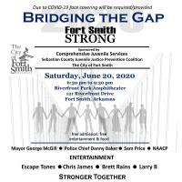 LOCAL COMMUNITY LEADERS PLAN YOUTH ENCOURAGEMENT EVENT Bridging the Gap – Stronger Together