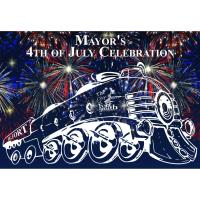 Mayor's 4th of July Celebration with a twist