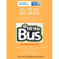 United Way of Fort Smith Area Fill the Bus School Supply Drive Goes Virtual