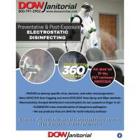 Preventive & Post-Exposure Electrostatic Disinfecting Offered by Dow Janitorial